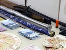 Detenidos tres individuos que golpearon con un bate de béisbol a un empresario y le robaron 43.200 euros
