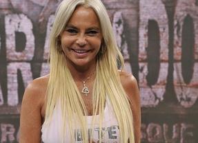 Leticia Sabater, de Interviú a montar el numerito al volante