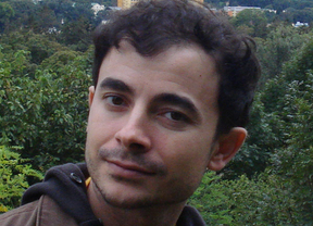 Carlos Paredes, miembro de Democracia Real Ya