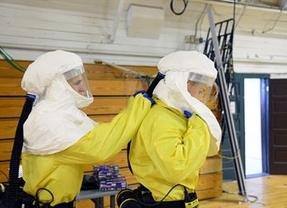La alarma del ébola vuelve a España: el Gobierno repatría a una cooperante de Médicos sin Fronteras por posible contagio