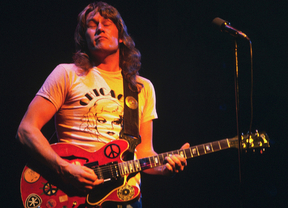Fallece a los 68 años el mítico guitarrista de Ten Years After, Alvin Lee