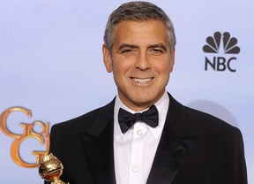 George Clooney no es tan feliz como aparenta...