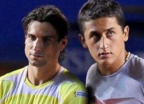 Duelo entre los líderes de la Davis: Ferrer y Almagro, por un puesto en semifinales del Open de Valencia