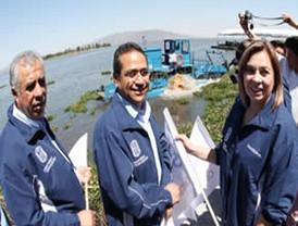 En marcha el rescate de la Laguna de Yuriria