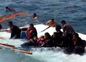 Nueva tragedia en el Mediterráneo: Tres muertos en el naufragio de un barco en la isla de Rodas