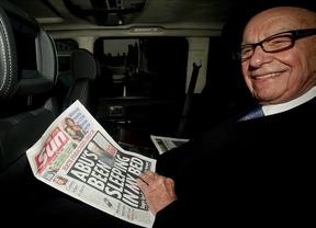Murdoch vuelve a dar la nota...
