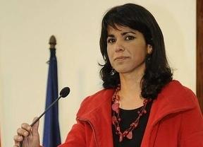 Teresa Rodríguez ficharía a Bob Esponja: se burla de los rumores sobre que será vicepresidenta en Andalucía