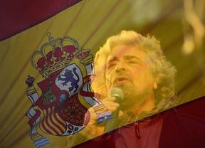 ¿Un Beppe Grillo a la española?: los indignados del 15-M buscan una fórmula similar en las próximas elecciones