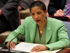Gadafi viola resolución de la ONU según embajadora de EE UU