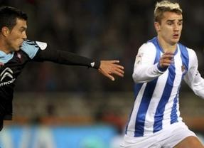 El Algeciras sonroja a la Real Sociedad y el Elche saca un empate en Villarreal