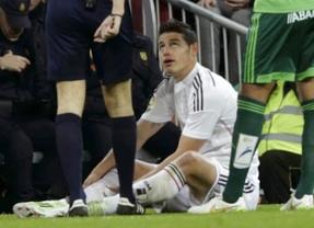 Se confirma lo peor para el Madrid: James Rodríguez estará de baja entre dos y tres meses