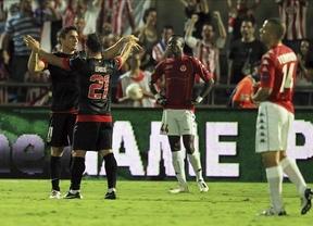 El campeón comienza con paso firme su defensa del título: Hapoel 0 - Atlético de Madrid 3