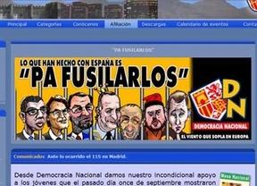 La extrema derecha se reagrupa: 'Lo que han hecho con España es: Pa fusilarlos'