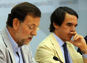 El 'aznarismo' presiona a Rajoy ante la pérdida de popularidad del Gobierno en la calle