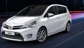 Toyota lanza la gama 2015 de Verso en España
