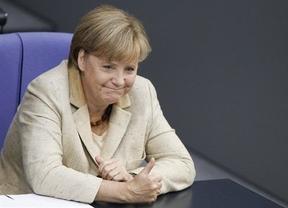 Primeros contactos para repetir la gran coalición en Alemania comandada por Merkel