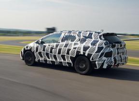 El Civic Tourer será el protagonista de Honda en el Salón de Frankfurt