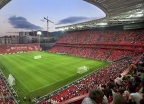 La final de la Copa del Rey se juega en San Mamés... por televisión y con casi todo vendido ya