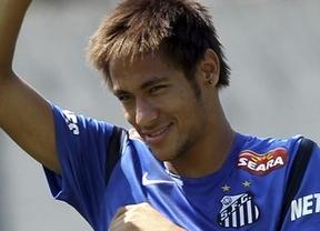 Otro Madrid-Barça: los clubes se pelean por la estrella Neymar, que se deja querer