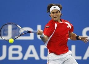 David Ferrer gana con autoridad a Berdych y ya está en semifinales de Abu Dhabi