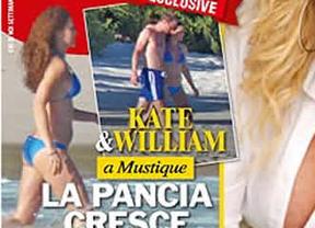 Kate Middleton sin intimidad: tras el escándalo del 'topless', publican las primeras fotos de su embarazo