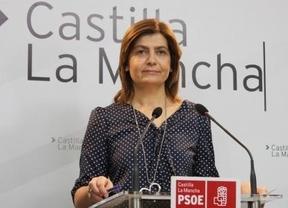 El PSOE exige a Cospedal más medidas y presupuesto en igualdad y contra la violencia de género