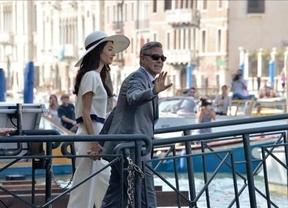 George Clooney se casa en una boda gitana que dura cuatro días