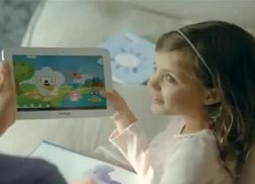 Samsung y Apple: ahora se 'roban' las actrices de sus anuncios