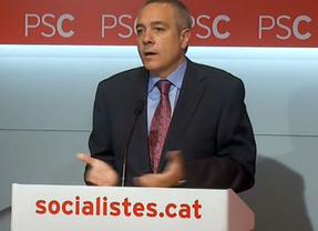 El PSC no se atreve con los díscolos, el apoyo velado a la consulta se queda en 400 euros de multa