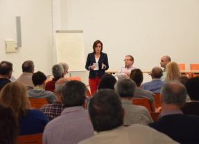 Ana Belén Tejado quiere presentarse a las primarias del PSOE en Alcázar