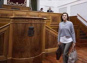 Cospedal prepara siete proyectos de ley para el final de legislatura