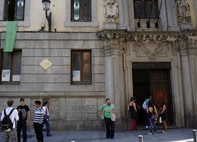 M�s de la mitad de la Educaci�n Secundaria de Madrid, en huelga
