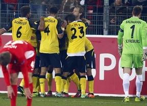 Liga Europa: Sevilla gana y Valencia y Betis empatan, pero los tres se meten en dieciseisavos