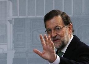 Rajoy 'reaparecerá' el día 26... o no