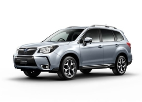 Subaru lanza el Forester Boxer Diesel con cambio automático