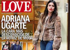 Las revistas del corazón también sucumben al éxito de Adriana Ugarte
