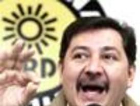 El PRD niega coincidencias con Felipe Calderón