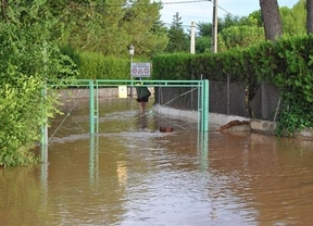 Las urbanizaciones inundadas en Albacete retoman la