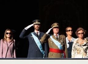 Toda la Familia Real menos la infanta Cristina acude hoy a la capilla ardiente de Suárez
