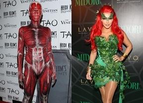 Los mejores disfraces de Halloween de las famosas