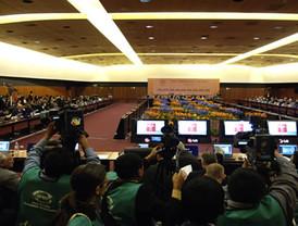 Atentado a la Sede de la Central Obrera Boliviana