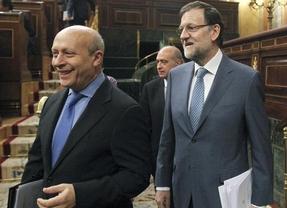 Rajoy blinda a Wert ante las críticas de Europa