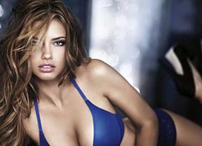Adriana Lima repite: otro ángel de Victoria's Secret embarazada