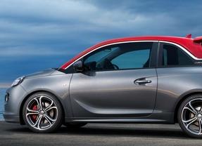 La variante deportiva S del Opel Adam debutará en el Salón del Automóvil de París