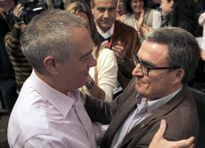 El propósito de Navarro es renovar el PSC por lo que deja fuera a Maragall y a Tura