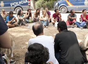 Reabierto el caso contra un policía por disolver una asamblea del 25-S