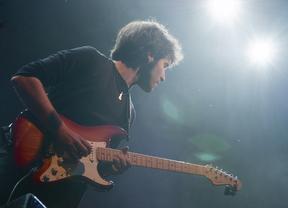 El polifacético guitarrista Daniel Minimalia presenta temas de su nuevo disco en exclusiva