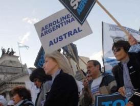 Aerolíneas Argentinas y Austral volverán a manos del Estado