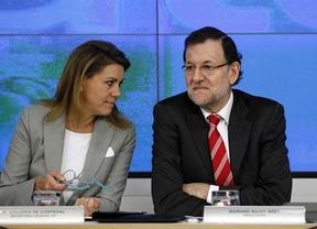 La cúpula del PP 'se encierra' dos días en Toledo aunque sale sin un candidato para las Europeas