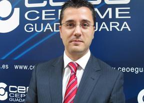 Javier Arriola sustituye a Miguel Cambas en la secretaría general de CEOE Guadalajara